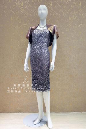 KO-0002系列璀璨銀河禮服媽媽禮服-晚宴禮服-新娘晚禮服