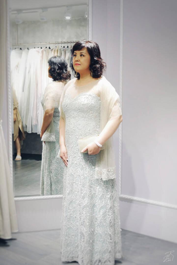 【部落客分享】訂製專屬媽咪的時尚魅力!MARRY ACCESSORIES 媽媽禮服出租
